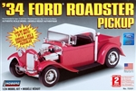 1934 Ford Model B Roadster  (1/24) (fs)