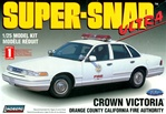 1996 Ford Crown Victoria Orange County California Fire Authority Snap (1/25) (fs)