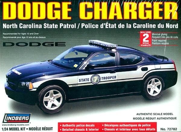 Dodge charger police car north carolina trooper unpainted w8 dodge charger police car north carolina trooper unpainted w8 light bars authentic decals aloadofball Gallery