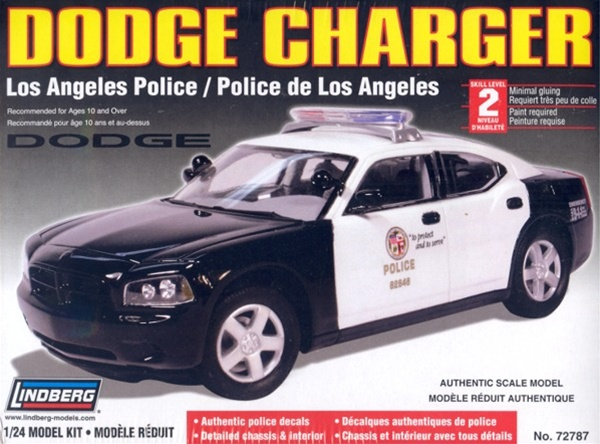 Charger police car los angeles police unpainted w8 light bars dodge charger police car los angeles police unpainted w8 light bars authentic decals 124 mozeypictures Image collections