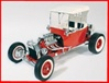 1923 Ford Model T Big Red Rod Street Rod (1/8) (fs)