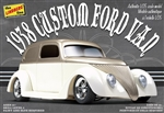 1938 Custom Ford Van (1/25) (fs)