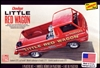 1965 Dodge A-100 Pickup Little Red Wagon in Retro Box (2 'n 1) (1/25) (fs)
