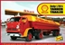 Dodge L700 with Shell Tanker (1/25) (fs)