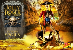 "Jolly Roger Series: The Shining Spoils of the Scallywag (1/12) (fs) <br><span style=""color: rgb(255, 0, 0);"">Just Arrived</span>"