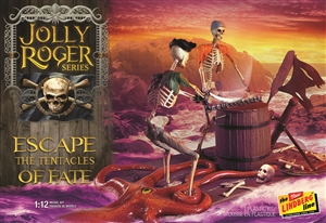 "Jolly Roger Series: Escape the Tentacles of Fate (1/12) (fs) <br><span style=""color: rgb(255, 0, 0);"">Just Arrived</span>"