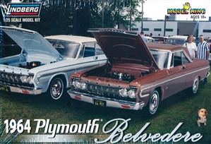 1964 Plymouth Belvedere (1/25) (fs)