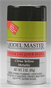 Citrus Yellow Metallic Lacquer 3 oz
