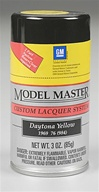 Spray Daytona Yellow Lacquer 3 oz