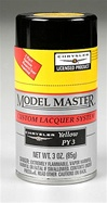 "Spray Chrysler Yellow ""Lemon Twist"" PY3 Lacquer 3 oz"