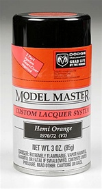 Spray Hemi Orange Lacquer 3 oz