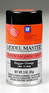 Spray Huggar Orange Lacquer 3 oz