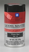Spray Flame Red Lacquer 3 oz