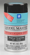 Spray Tropical Turquoise Lacquer 3 oz