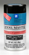 Spray Bright Aqua Pearl Lacquer 3 oz
