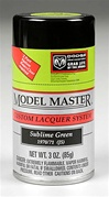 Spray Sublime Green Lacquer 3 oz