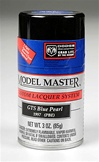 Spray GTS Blue Pearl Lacquer 3 oz