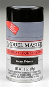 Spray Gray Primer 3 oz