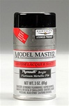 Spray Bright Platinum Lacquer 3 oz
