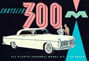 1955 Chrysler 300 Stock Version (1/25) (fs)
