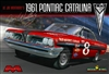 Joe Weatherly's 1961 Pontiac Catalina  (1/25) (fs) Damaged Box