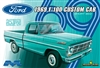 1969 Ford F-100 Custom Shortbed Pickup (1/25) (fs)