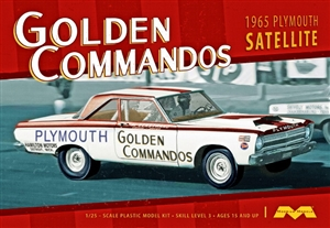 "1965 Plymouth ""Golden Commando"" Hemi Super Stock (1/25) (fs) (1 of 1500)  <br><span style=""color: rgb(255, 0, 0);"">Just Arrived</span>"