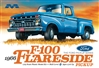 1966 Ford F-100 Flareside Pickup (1/25) (fs)