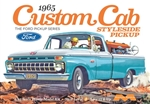 "1965 Ford F-100 Custom Cab Styleside ""Long Bed"" Pickup  (1/25) (fs) <br><span style=""color: rgb(255, 0, 0);""> Just Arrived</span>"