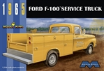 "1965 Ford F-100 Service Truck (1/25) (fs) <br><span style=""color: rgb(255, 0, 0);"">June, 2019</span>"
