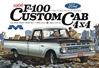 1966 Ford F-100 Custom Cab 4x4 Pickup (1/25) (fs)