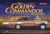 "1965 AF/X Plymouth Satellite ""Golden Commandos"" Altered Wheelbase Drag Race Car (1/25) (fs)<br><span style=""color: rgb(255, 0, 0);""> January, 2020</span>"