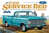 "1967 Ford F-100 Service Bed Pickup (1/25) (fs) <br><span style=""color: rgb(255, 0, 0);""> July 23, 2020</span>"