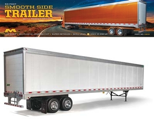 "53' Smoothside Trailer (1/25) (fs)<br><span style=""color: rgb(255, 0, 0);"">Back in Stock</span>"
