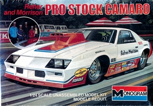 1983 Chevy Camaro 'Reher and Morrison' Pro Stock (1/24) (fs)