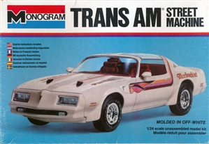1979 Pontiac Trans Am Street Machine (1/24) (fs)