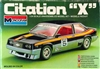 1981 Chevy Citation X (1/24) (si)