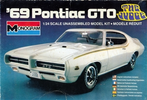 1969 Pontiac GTO 'The Judge' (1/24) (fs)
