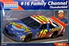 1995  Ford Thunderbird #16 Ted Musgrave 'Family Channel' (1/24) (fs)