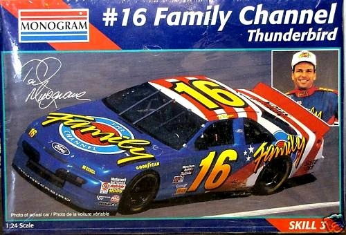 1995 Ford Thunderbird 16 Ted Musgrave Family Channel 1