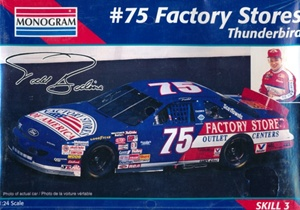 1995 Ford Thunderbird 'Factory Stores' #75 (1/24) (fs)