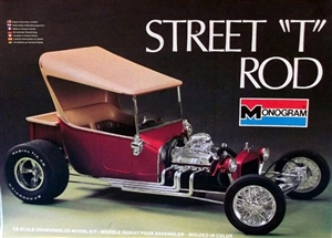 "1923 Street ""T"" Rod (1/8) (fs) MINT"