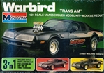 1978 Pontiac Firebird Trans Am 'Warbird' (3 'n 1) Stock, Street or Drag (1/24) (fs)