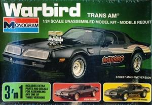 1978 Pontiac Firebird Trans Am Warbird 3 N 1 Stock