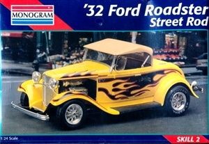 1932 Ford Roadster Street Rod (1/24) (fs)
