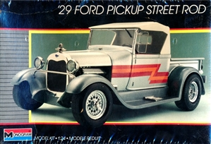 1929 Ford Pickup Street Road (1/24) (fs)