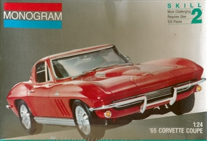 1965 Chevy Corvette Coupe (1/24) (fs)