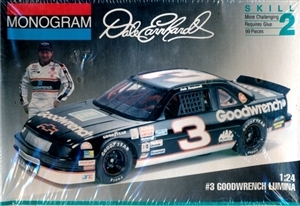 1990 Chevy Lumina Dale Earnhardt #3 'Goodwrench' (1/24) (fs)