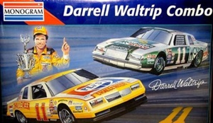 Darrell Waltrip Combo 1982 Mountain Dew Regal Amp 1985 Pepsi
