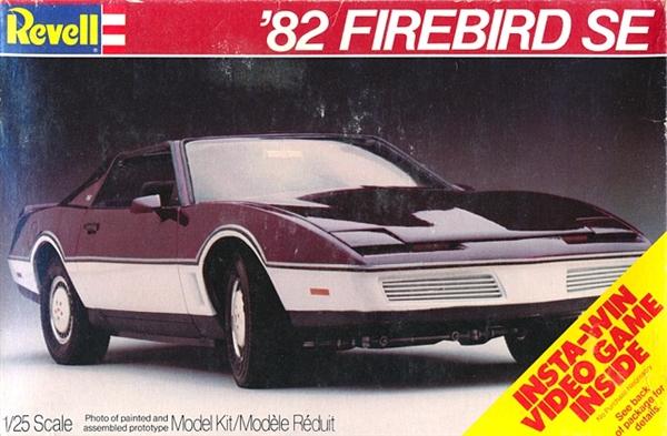1982 Pontiac Firebird Se 1 25 Fs